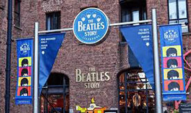 Beatles Story Liverpool